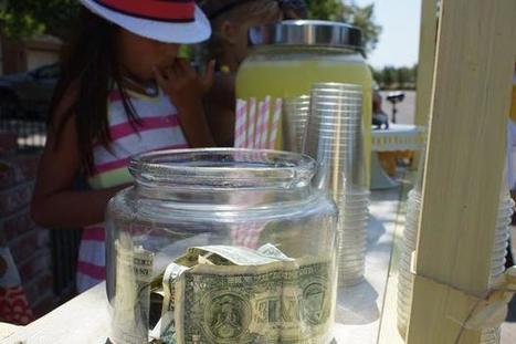 Op-Ed: An informal education — The good old lemonade stand ... | Study Circles | Scoop.it