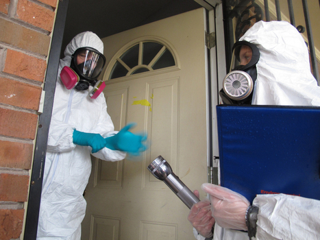 Cleaning up homes with meth labs becoming a growing industry - NBCNews.com (blog)   Crime Scene and Suicide Clean Up   Scoop.it