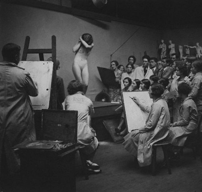 """I prefer drawing to talking..."" | For Art's Sake-1 | Scoop.it"
