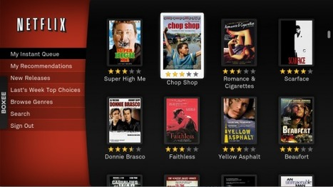 New Alpha Version of Boxee Adds Netflix | Richard Kastelein on Second Screen, Social TV, Connected TV, Transmedia and Future of TV | Scoop.it