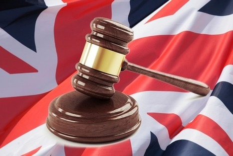 12 British Legal Terms Explained | Learning English is a Journey | Scoop.it