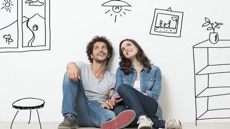 Les jeunes sont de plus en plus nombreux à devenir propriétaires - Le Figaro | La Place de l'Immobilier HBS | Scoop.it