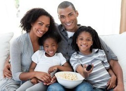 Study examines impact of television on nuclear family | Media changing family life | Scoop.it