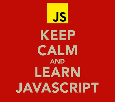 45 Useful JavaScript Tips, Tricks and Best Practices - Modern Web | Shiny Objects... | Scoop.it
