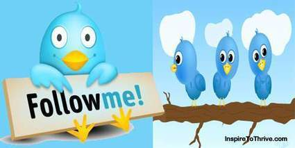 Many Twitter Followers Can Spread Your Tweets Further Into Twitterland | Inspiring Social Media | Scoop.it