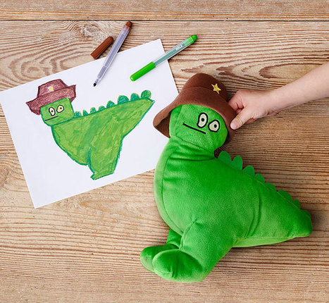 IKEA Turned Children's Drawings Into Real  Plush Toys To Raise Money For Charity | CLOVER ENTERPRISES ''THE ENTERTAINMENT OF CHOICE'' | Scoop.it