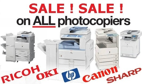 Black & White Printers For Sale | Used Copiers For Sale | Scoop.it
