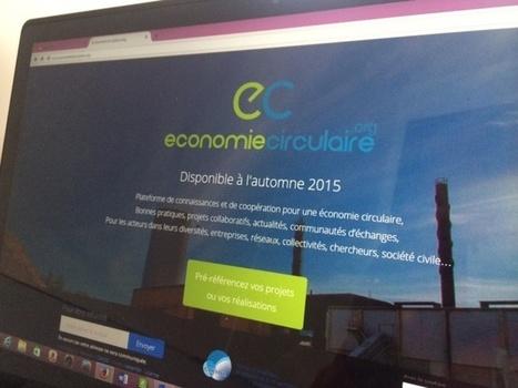 Lancement d'une plateforme de connaissance et de coopération pour une économie circulaire | Société 2.0 | Scoop.it