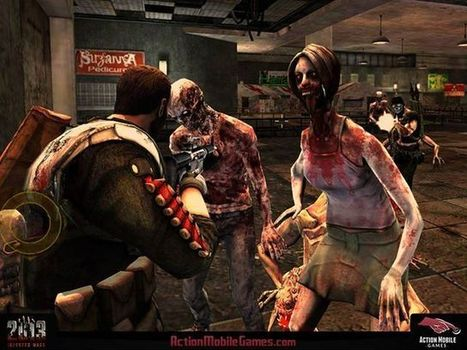 Game iOS mới 2013: Infected Wars cực hot | Top Game iOS Hay | Scoop.it