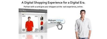 Innovative 3D Virtual Fitting Dressing Room - To Kick-start Your Shopping Splurge by Virtual Dressing Room App - Fityour | Virtual Dressing Room App | Scoop.it