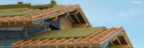 La technique du sarking pour isoler la toiture | ORPI 101 Jaurès Brest | Scoop.it