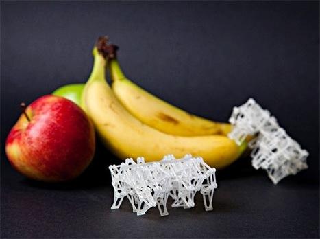 Print3d World: Las esculturas cinéticas de Theo Jansen ahora disponibles en miniaturas impresas en 3D | Impresión 3D y fabricación digital | Scoop.it