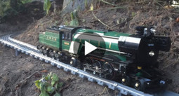 Check Out This Massive Lego Train Set In Action! | Mogul | Scoop.it