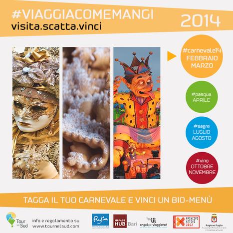 #Viaggiacomemangi: il Carnevale a...scatti | Tournelsud.com | Scoop.it