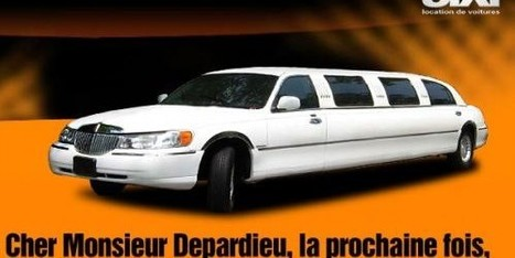 Sixt de retour avec Depardieu | MOOV'UP Le BLOG ! | Actualité web 2.0 : buzz et geekerie | Scoop.it