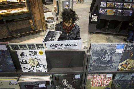 Les Belges ont acheté presque 6% plus de musique au premier semestre de cette année | Infos sur le milieu musical international | Scoop.it