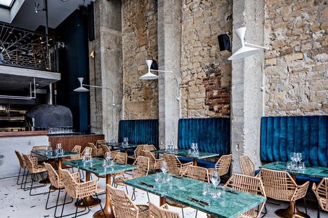 4 nouveaux restaurants italiens vraiment bons | MILLESIMES 62 : blog de Sandrine et Stéphane SAVORGNAN | Scoop.it