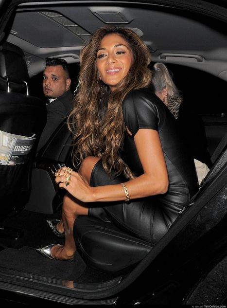 Nicole Scherzinger Captured In London - YahCelebs | london babes | Scoop.it