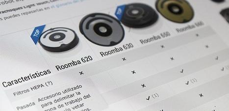 Comparativa ROOMBA 600 & 700 (parte 1/3) | RobotsAspirador.es | robot aspirador | Scoop.it