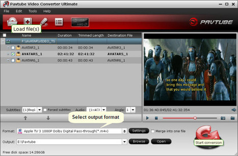 Convert Blu-ray/DVD movies to iTunes 11 for streaming to Apple TV 3 with AC3 5.1 surround sound | Digital all | Scoop.it