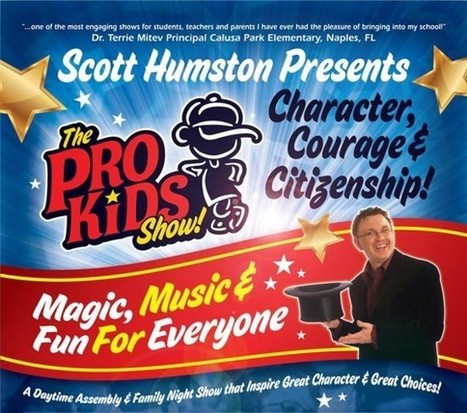 Johnson City Public Library » Scott Humston | Tennessee Libraries | Scoop.it