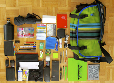 40 Essential Travel Items That Will Prepare You For Any Trip | Educating an educator | Scoop.it