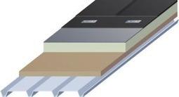 Panneau isolant PIR classé BRoof (t3) avec un complexe d'étanchéité | Immobilier | Scoop.it