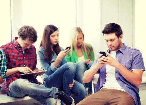 What Teen Problem? Facebook Still Dominates Among Teenagers. | IP FAI - Technologies - Smartphones | Scoop.it