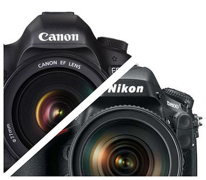 The blue fruit: HnRM rants on Canon and Nikon: 2 uninspired Giants | Photothing | Scoop.it
