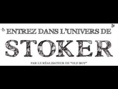 Stoker : Clip Making Of Affiche