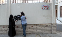 Saudi Arabian street artist Sarah Al Abdali - video | World of Street & Outdoor Arts | Scoop.it