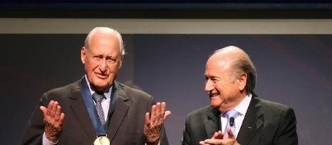 Van omkoping verdachte erevoorzitter FIFA stapt op - ELFvoetbal.nl | Robert rechtsstaat | Scoop.it