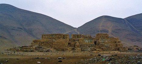 Les fouilleurs découvrent un temple du feu au Pérou | Merveilles - Marvels | Scoop.it