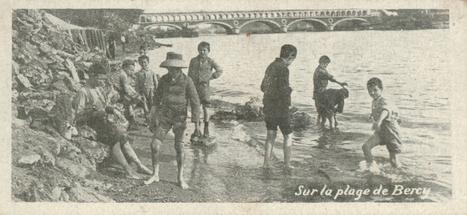 Paris plages. | Paris-1900 | GenealoNet | Scoop.it