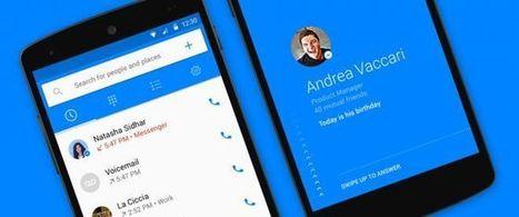 "Facebook presenta ""Hello"", app Android per identificazione e blocco ... - HDblog (Blog) | Scoop Social Network | Scoop.it"