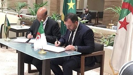 Plusieurs joint-ventures en vue entre les groupes AON, de Mauritanie, et Copresud, d'Algérie@Investorseurope | Investors Europe Mauritius | Scoop.it