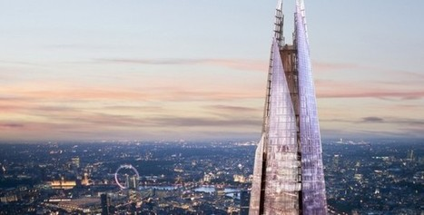 A Guide To The Shard - Tickets, Reviews and Info | The Shard, London | Scoop.it