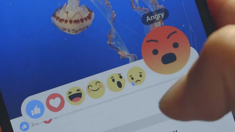 Las reacciones de Facebook ya son una realidad, esto es todo lo que tienes que saber   desdeelpasillo   Scoop.it