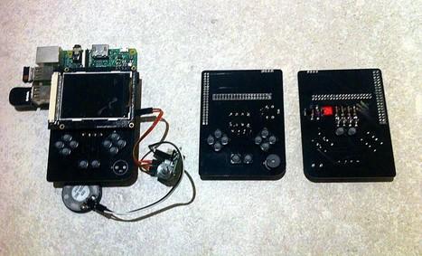 La GameGirl une console open-source avec Lakka/RetroArch | Open-Consoles | [OH]-NEWS | Scoop.it