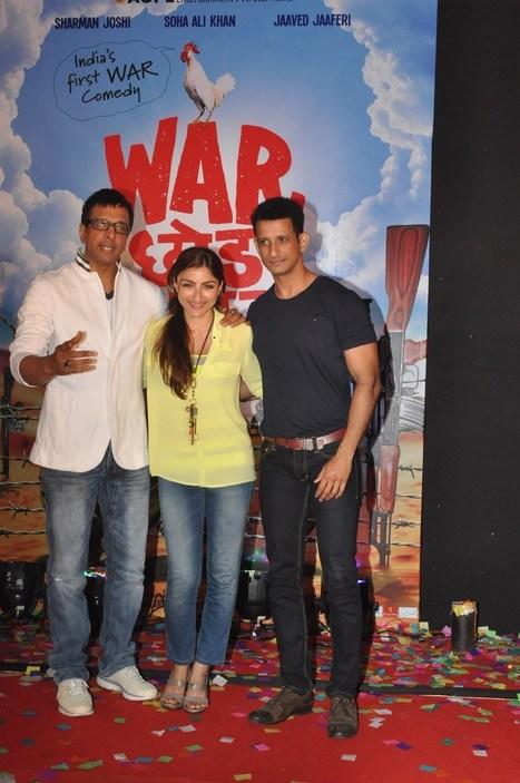 Get ready for War Chhod Na Yaar! - High On Cinema | War Chhod Na Yaar Movie Review | Scoop.it