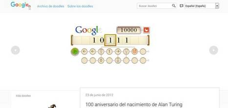 Cinco 'frikadas' matemáticas de Google | Acusmata | Scoop.it
