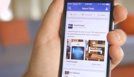 Facebook veut mettre le grappin sur les PME | stratégie marketing des PME | Scoop.it