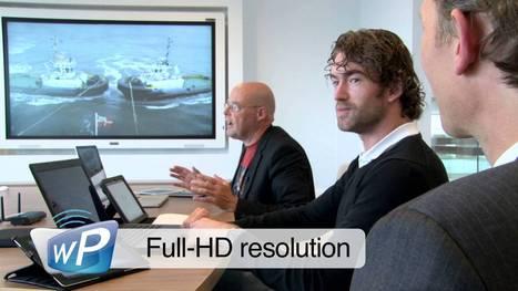 ▶ WePresent Commercial - YouTube | Custom Integ... | wepresentus.com | Scoop.it
