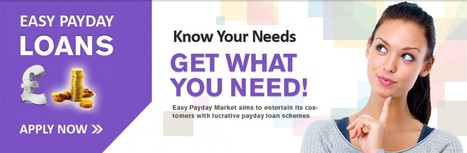 This Time Apply for 12 Month Loans to Surmount Urgent Financial Need! | Easypaydaymarket | Scoop.it