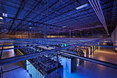Google Throws Open Doors to Its Top-Secret Data Center | Big Data your head in the clouds | Scoop.it