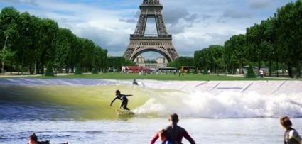 Waves in City - Surf Different! ®   Vie du sportif de haut niveau   Scoop.it