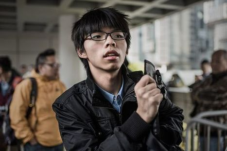 Joshua Wong Charged Over Hong Kong Protests | Systems of Knowledge | Scoop.it