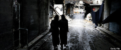 Mapping Syria's Rape Crisis | Coveting Freedom | Scoop.it
