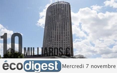 Le Qatar prêt à investir 10 milliards d'euros en France - Economie Matin | Economicus | Scoop.it