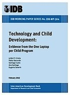 Technology and Child Development: Evidence from the One Laptop per Child Program | English.hub.ar | Scoop.it